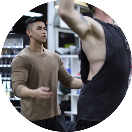 Stand Up Fitness PT - Personal trainer Matthew Truong